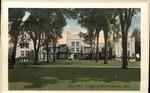 View of Kauke Hall