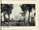 The University of Wooster Souvenir Post Card - Kauke Hall