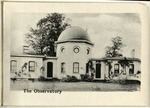The University of Wooster Souvenir Post Card - The Observatory
