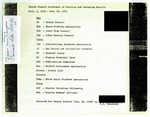 Statement of Position and Operating Results 1975