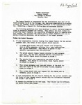 Budget Guidelines 1983