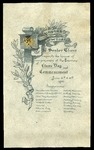 University of Wooster Exercises of Class Day and Commencement