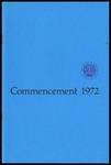 Commencement 1972