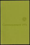 Commencement 1974