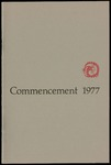Commencement 1977 The College of Wooster