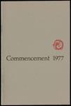 Commencement 1977
