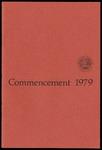 Commencement 1979