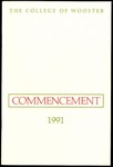 Commencement 1991 The College of Wooster