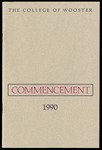 Commencement 1990 The College of Wooster