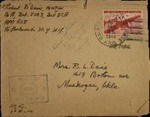 Letter from unidentified locale, 1944 November 23