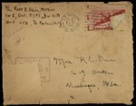 Letter from Germany, 1945 February 08