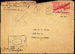 Letter from Brussels, 1945 March 25