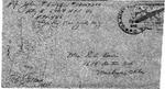 Griffin Letter, Envelope, 1945 May 08