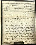 Letter from Unidentified Locale, 1945 May 16