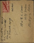 Letter from Dachau, 1945 June 11
