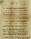 Bronze Star Award Recommendation, 1945 June 16
