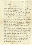 Letter from Bavaria, 1945 June 16