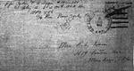Griffin Letter, 1945 July 01