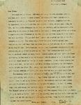 Letter from Ingolstadt, 1945 September 11