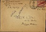 Letter from Ingolstadt, 1945 September 25