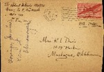 Letter from Ingolstadt, 1945 November 23