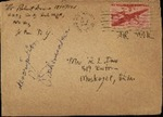 Letter from Ingolstadt and Munich, 1945 November 30