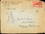Letter from Munich, 1945 December 26