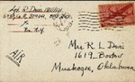 Letter 2 from Basle and Strasbourg, 1946 February 26 by Robert D. Davis