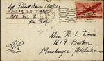 Letter 3 from Basle and Strasbourg, 1946 February 26 by Robert D. Davis