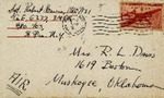 Letter 5 from Basle and Strasbourg, 1946 February 26