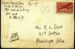 Letter from Munich, 1946 March 07