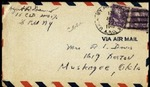 Letter 2 from Munich, 1946 July 12 by Robert D. Davis