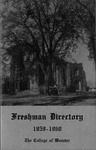 New Student Directory, 1959-1960