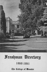 New Student Directory, 1960-1961