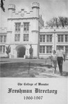 New Student Directory, 1966-1967