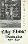 New Student Directory, 1969-1970
