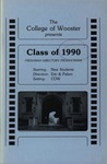 New Student Directory, 1986-1987