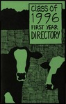 New Student Directory, 1992-1993