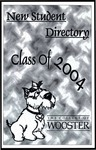 New Student Directory, 2000-2001