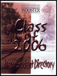 New Student Directory, 2002-2003