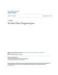 Pee Wee Hilton Progress Report