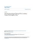 Dendrochronological Dating of the Linnabary House, Worthington, Ohio