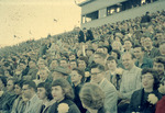 Crowd At Homecoming Game by Lee Lybarger