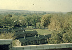 Wooster Countryside From Roof by Lee Lybarger