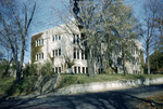 S. View of Taylor Hall by Lee Lybarger