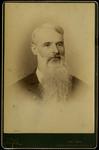 Portrait of Archibald Taylor on Black Background