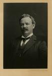 Portrait of Louis E. Holden Facing Front