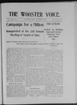 Wooster voice. (Wooster, Ohio), 1903-10-19