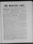 Wooster voice. (Wooster, Ohio), 1903-11-30
