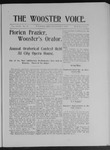 Wooster voice. (Wooster, Ohio), 1903-12-07 by Wooster Voice Editors